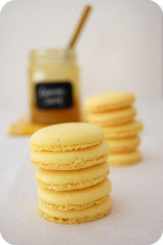 Yellowlemon-macaron